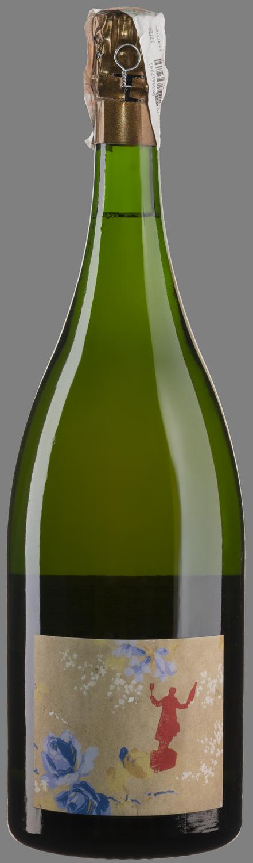Champagne Brut Nature Robert Dufour Version Longue 1990